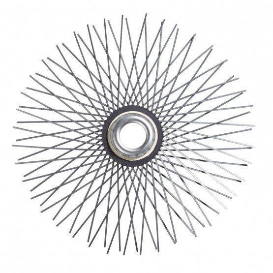Wöhler Spazzola, diametro 25 cm