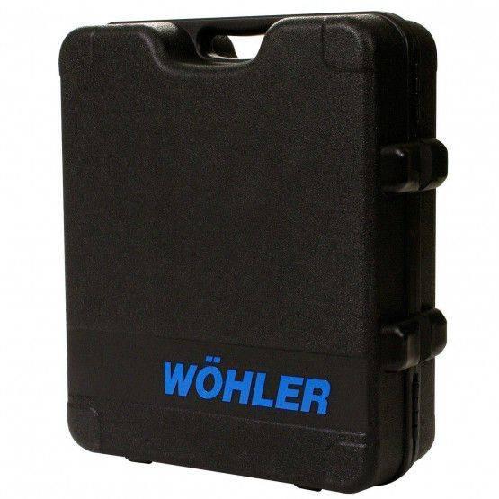 Valigia sintetica MAXI per Wöhler A 400