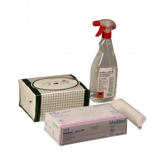 Wöhler miniset lubrificante e pulizia