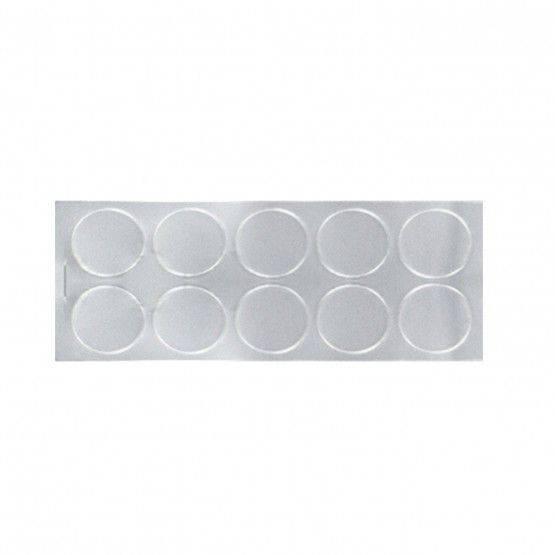 Etichette adesive in alluminio 28 mm