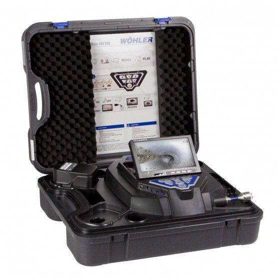 Wöhler VIS 250 telecamera