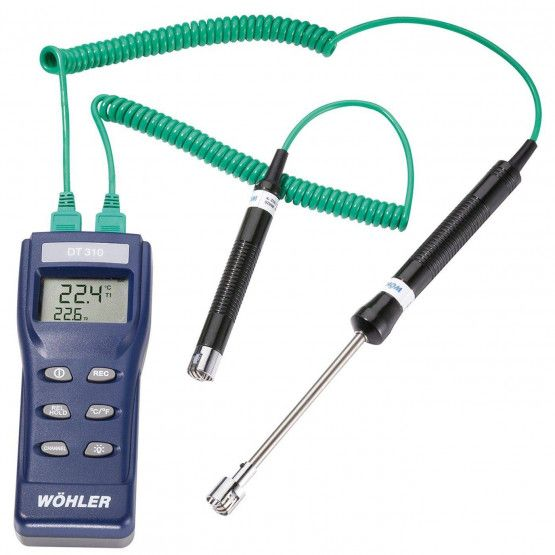 Wöhler DT 310 termometro digitale