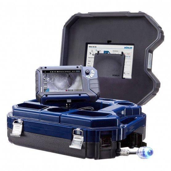 Wöhler VIS 700 sistema di videoispezione in HD