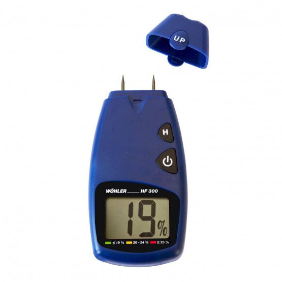 Wöhler HF 300 igrometro per legna