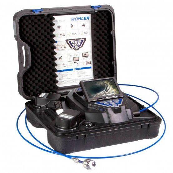 Wöhler VIS 350 videocamera di ispezione