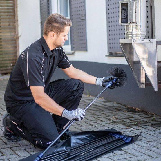 Wöhler Snap & Sweep® Regular - set base