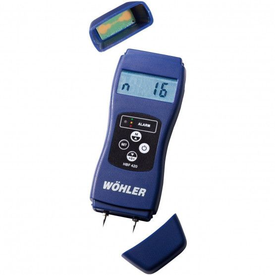 Wöhler HBF 420 igrometro per legno