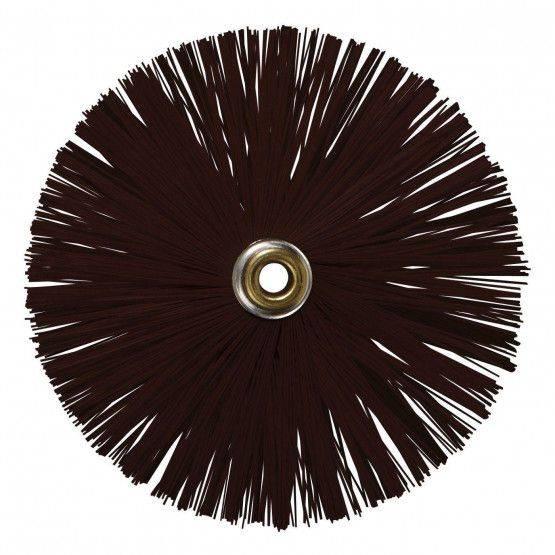 Minispazzola Ø 12cm, crina di cavallo