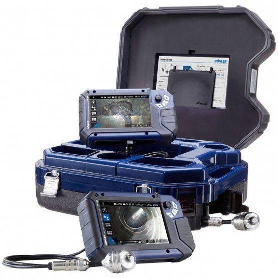 Wöhler VIS 700 HD telecamera con cavo